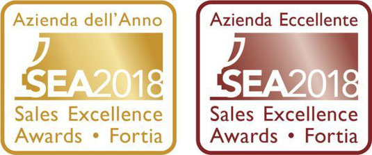 Sales Excellence Awards 2016 FORTIA