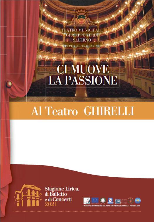 Stagione Lirica e di Concerti 2016 Teatro Municipale Giuseppe Verdi di Salerno