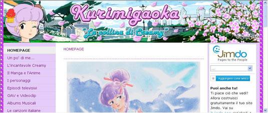 Prima versione del sito