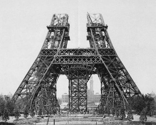 Эйфелева башня - интересные факты