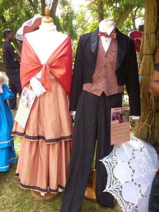 La Folklorique CréolesGroupe Les De L'ile Costumes Compères XZN8wP0Okn