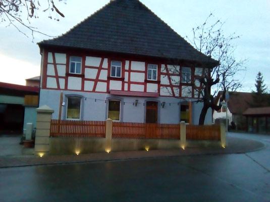 Neue Terrasse