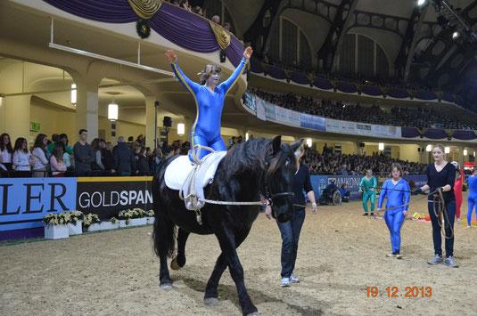 Lena Kresser auf Aragon