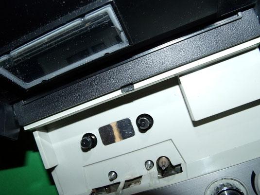 Kassettenrekorder CT 2723 von Universum