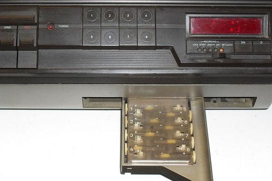 Philips N1700 Sendereinstellung