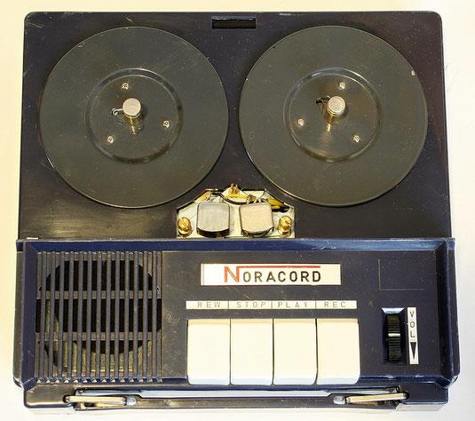 Noracord Tonbandgerät