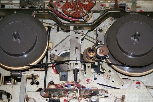 Verschlissene Antriebsriemen sind oft die Ursache für mechanische Defekte bzw. Ausfälle.