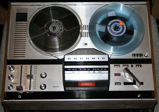 TK 147 Stereo Hi-Fi automatic