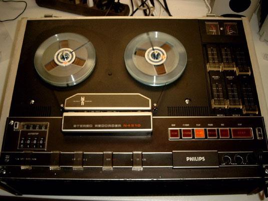 Stereo-Rekorder N 4510 von Philips