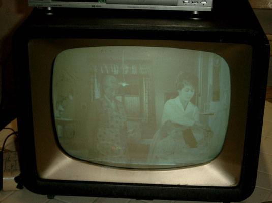 Philips Raffael 17TD180U Fernseher von 1958
