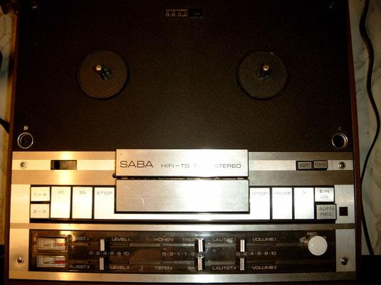 Tonband Saba Hi-Fi TG 564 Stereo