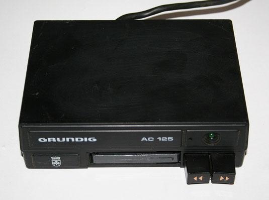 Auto-Kassettenspieler Grundig AC 125