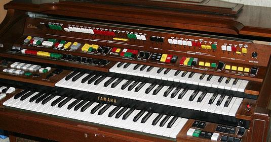 Yamaha D-85 Keyboards