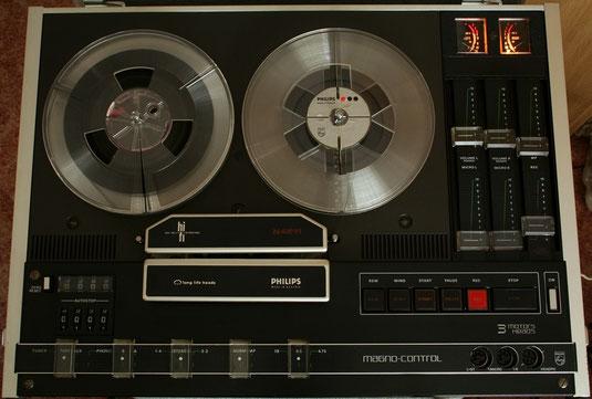 N 4511 Tonbandgerät von Philips