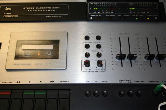 Dual C 939 Kassettendeck
