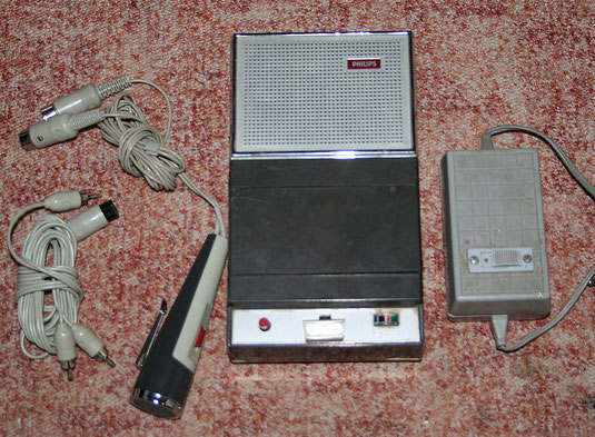 Philips EL 3301 Taperecorder