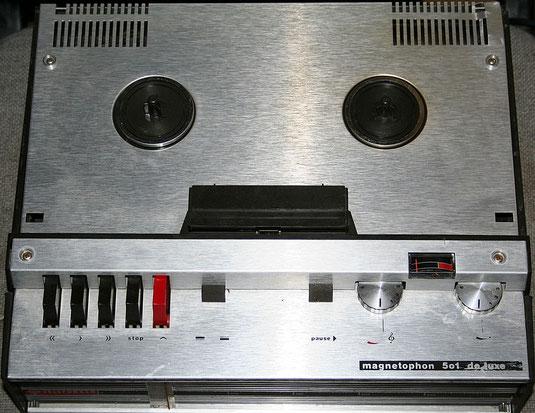 Telefunken Magnetophon 510 deluxe