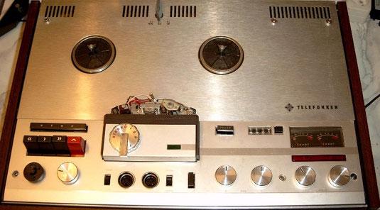 Magnetophon 204 von Telefunken