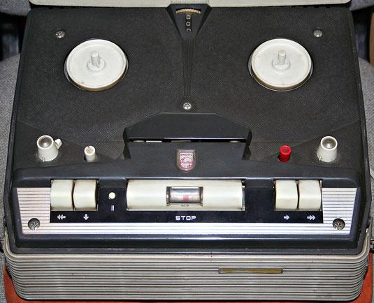 Tonbandgerät Philips EL 3541 RK14