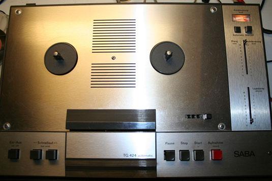 Saba TG 424 Tonbandgerät