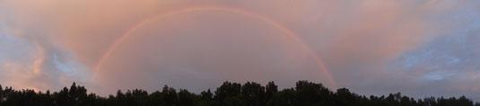 A tres vite, somewhere over the rainbow