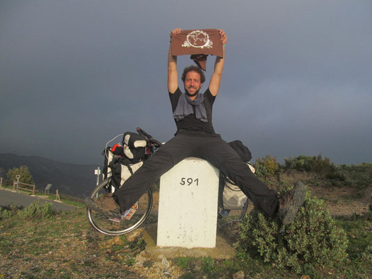 La joie du Cycle de la Terre! De retour en France!