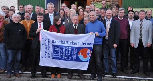 Dekade und Dümmer-Forum 2.12.13, Foto: Dieter Tornow