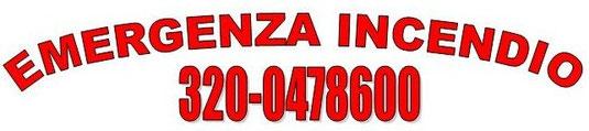 EMERGENZA INCENDIO 3200478600