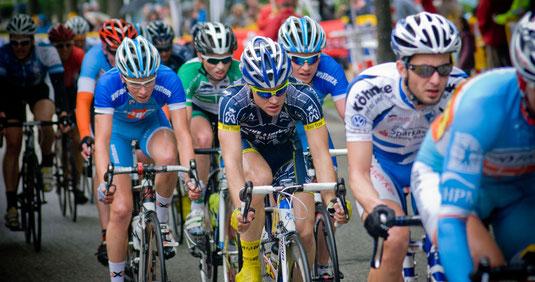 BIKE Market Team beim Kieler Woche Radrennen