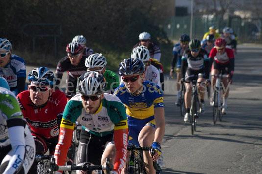 Lukas Löhner liefert in Herford ein solides Rennen ab
