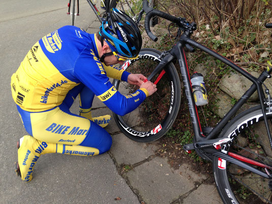 Laufräder verändern die Optik eines Rades besonders.