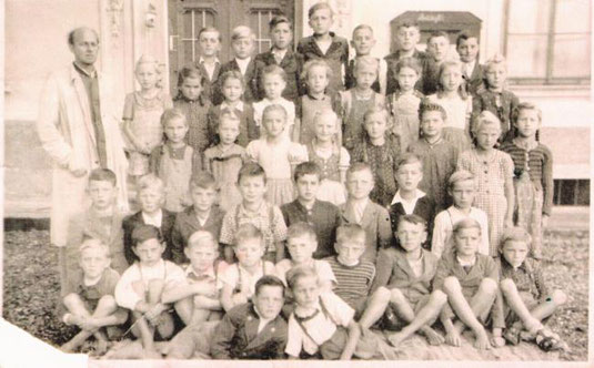 Klassenfoto 1950