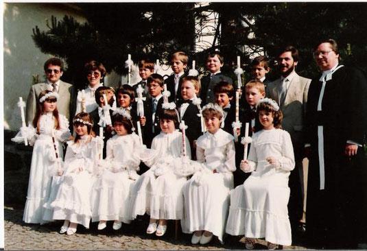 Erstkommunion 1984