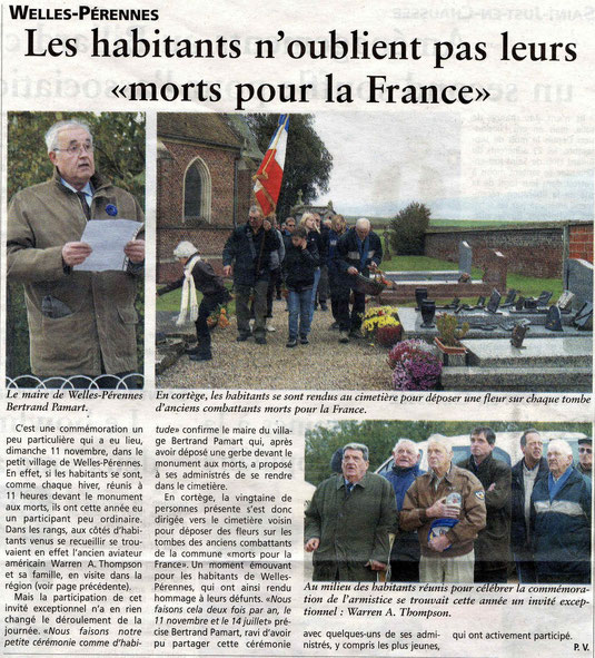 Oise Hebdo du 14 novembre 2012