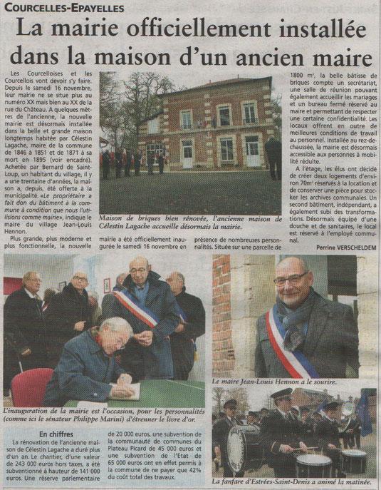 Oise Hebdo du 20 novembre 2013