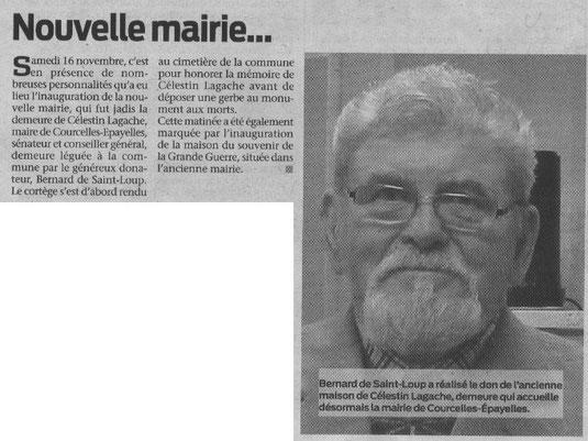 Le Bonhomme Picard du 20 novembre 2013