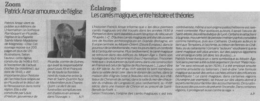 Le Bonhomme Picard du 30 octobre 2013
