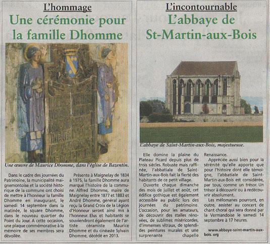 Oise Hebdo du 11 septembre 2013