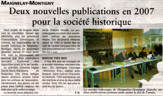Oise-Hebdo du 28 mars 2007