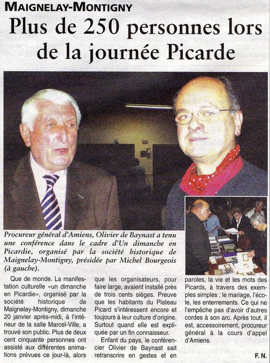 Oise-Hebdo du 23 janvier 2008