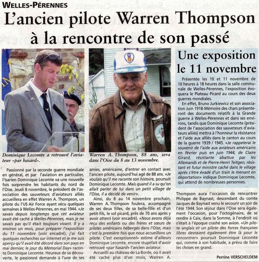 Oise Hebdo du 7 novembre 2012