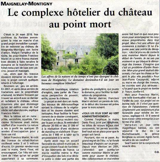 Oise Hebdo du 7 août 2013