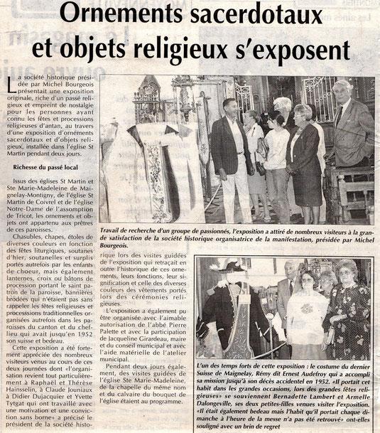 Le Bonhomme Picard du 1 octobre 1997