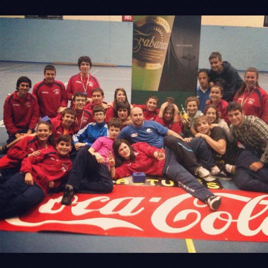Gracias a todos por participar y vuestro apoyo. Esperamos veros en nuevas ediciones. Gracias también a Coca - Cola, Fuensanta y Grupo Trabanco, por su colaboración.