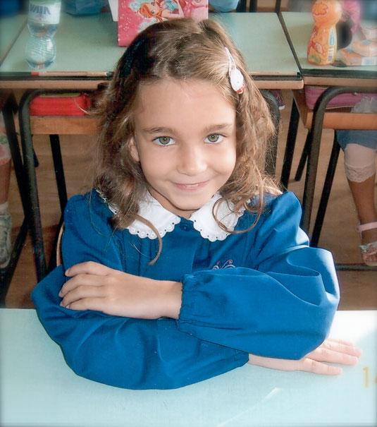 14 Settembre 2009, Seconda Elementare, primo gioioso giorno di scuola.
