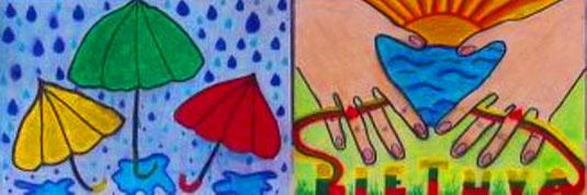 Simo ir Rolando piešiniai