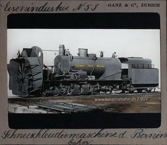 801-1051-1051-001 Foto: Ganz & Co, Zürich, Sammlung SGV