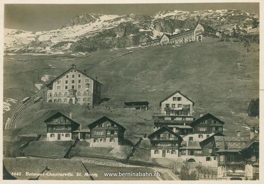 720-210 Photo & Verlag Albert Steiner, St. Moritz