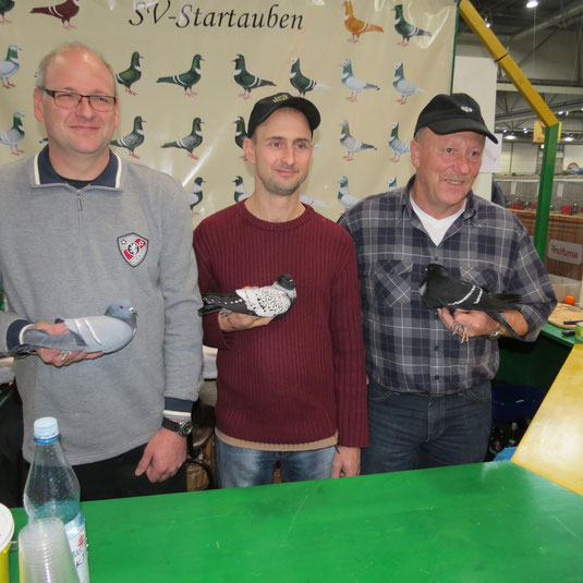 v.l.: Frank Filbert, Michael Kley, Karl Vonderheit