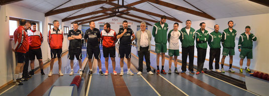Austria Krems (9.) gegen GW Micheldorf (10.) - beide Mannschaften brauchten den Sieg